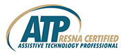 ATP Assistive Technology Professional logo