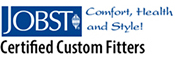 JOBST Certified Custom Fitters logo