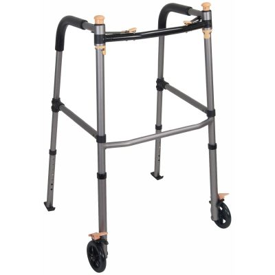 LiftWalker with Retractable Stand Assist Bars