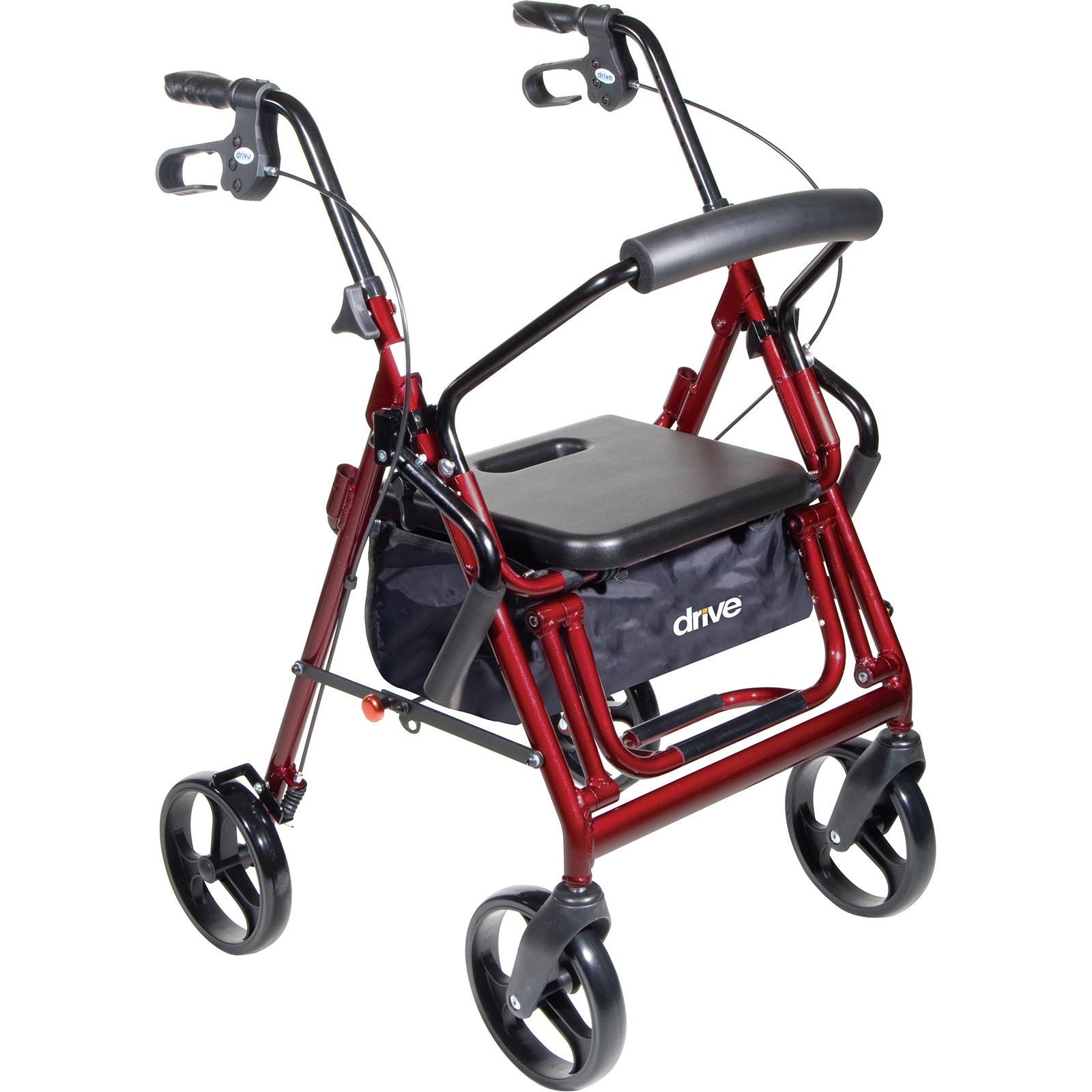 Interchangeable Walker Wheelchairs