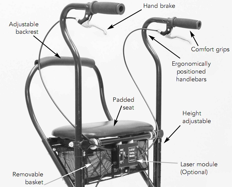 U-Step-Walker-II-Parkinsons-Walker