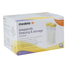 Medela Breastmilk Freezing & Storage Retail Pack 80 mL