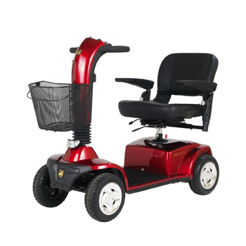 Companion 4-Wheel Full-Size Scooter