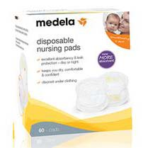 Medela Disposable Nursing Pads - 60 ct