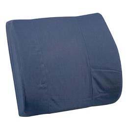 Dmi Lumbar Cushion W/Strap Navy