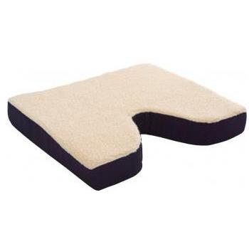 Fleece Covered Coccyx Cushion