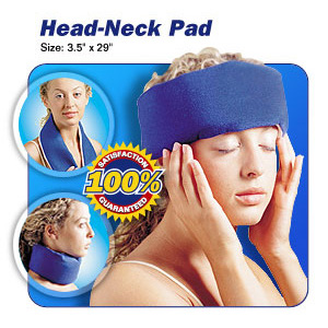 Medi-Temp Head-Neck Pad