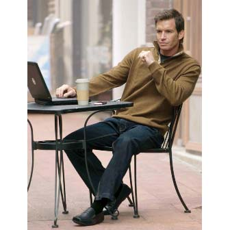 JOBST forMen Casual Compression Stocking