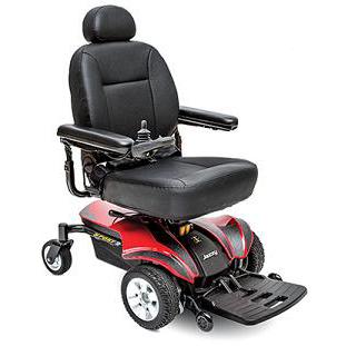 Standard Power Wheelchairs