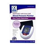QC Automatic Blood Pressure Monitor