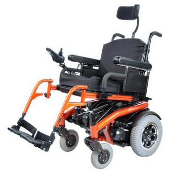 Rehab Power Wheelchairs