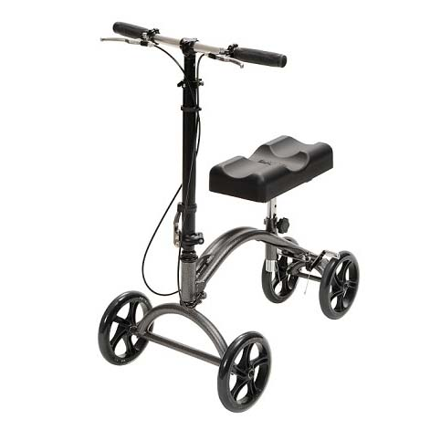 Aluminum Knee Walker- Steerable