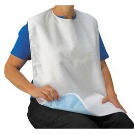 Terry Bib with Liner