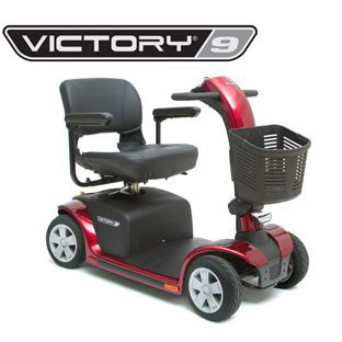 Victory 9 Scooter