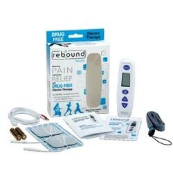 Tens Unit Non Prescription Rebound Health Complete Kit
