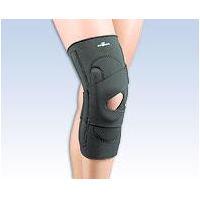 Safe-T-Sport Lateral Knee Stabilizer with ''J'' Shaped Buttress