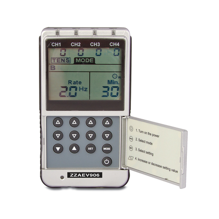 BodyMed Digital 4 Channel TENS EMS Unit at Milliken Medical