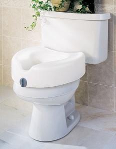 elongated raised toilet seat. Locking Raised Toilet Seat Seats  Westside Medical Supply
